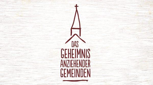 Anziehende Gemeinden ehren Gott Image