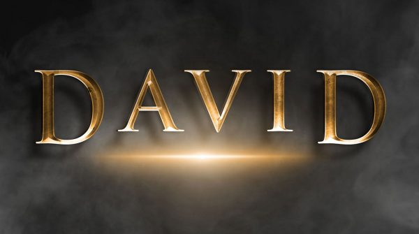 David: ein Mann mit Emotionen Image