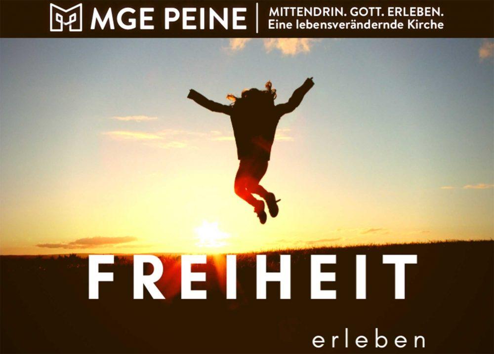 Freiheit erleben